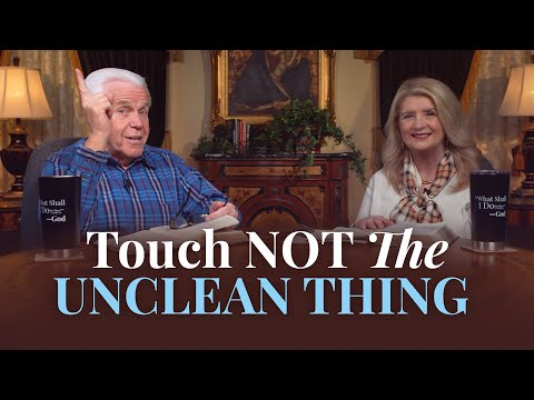 Boardroom Chat: Touch Not The Unclean Thing  Jesse & Cathy Duplantis