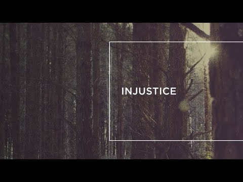 Journey to Joy: Injustice