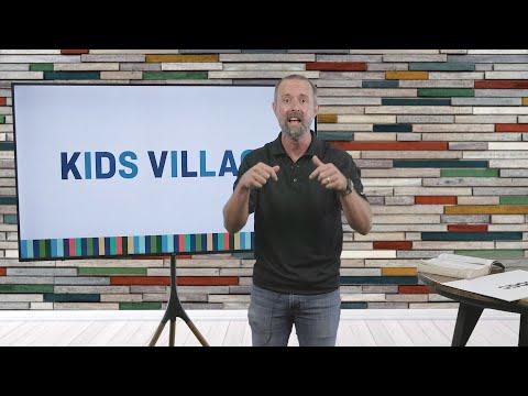 September 27th 2020 Kids Village Lesson