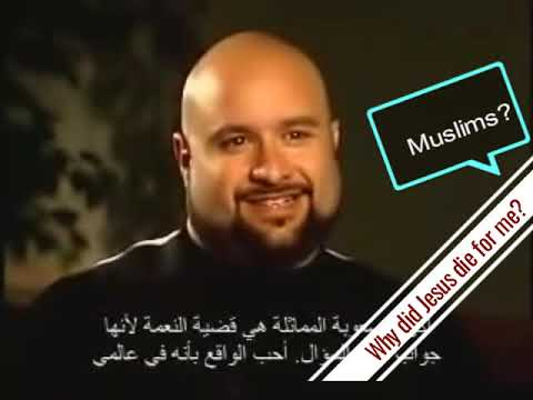 Muslims :: Why did Jesus die for me? :: Ex Muslim's Teaching Testimony - 1of 2