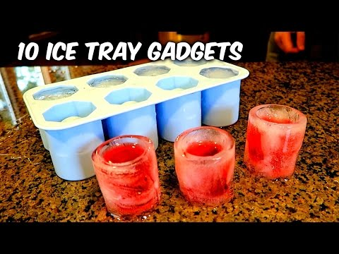 10 Ice Tray Gadgets You Must Know About - UCkDbLiXbx6CIRZuyW9sZK1g