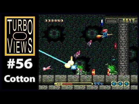 """Cotton"" - Turbo Views #56 (TurboGrafx-16 / Duo game REVIEW!)"