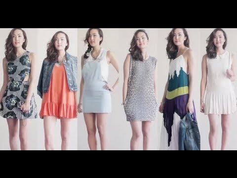 7 Summer Dresses Silhouettes I Love | Chriselle Lim - UCZpNX5RWFt1lx_pYMVq8-9g