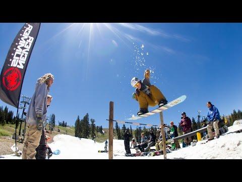 Never Summer- Woodward Tahoe-  Go Pro