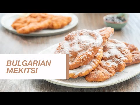 How to Make Bulgarian Mekitsi | Delicious Fried Dough | Food Channel L Recipes