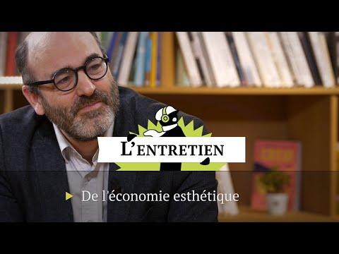 Vidéo de Alain Deneault