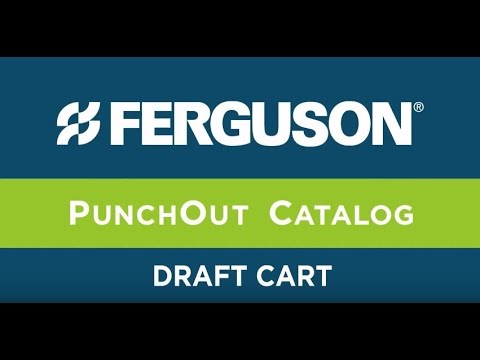 Ferguson Punch-Out Catalogs - Draft Cart