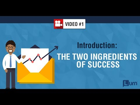 Video #1 2 Things For Success FTC MASTER