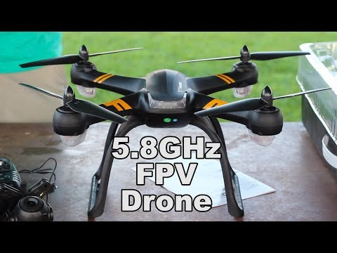 5 8GHz FPV Camera Drone That Works! - Flytec TY-T1 - TheRcSaylors - UCYWhRC3xtD_acDIZdr53huA