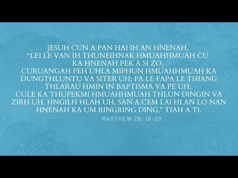 DEVOTION NI (9) NAK  NA FEHNAK AH AMAH IN A LO UMPI