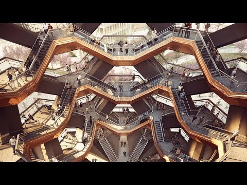 Climb a $150 Million Stairway to Nowhere