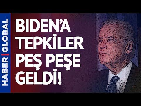 """""""Sözcükler Tarihi Değiştiremez, Yeniden Yazamaz"""" Biden'ın Skandal Kararına Tepkiler Dinmiyor!"""