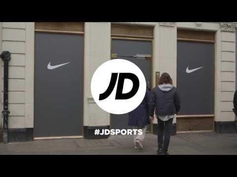 jdsports.co.uk & JD Sports Promo Code video: Nike Air Max space London 2017