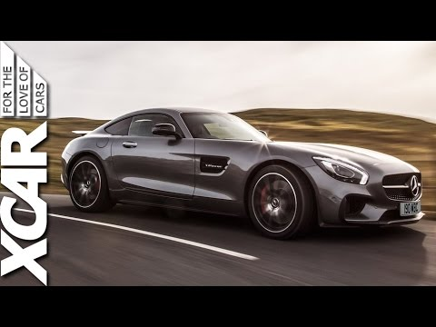 Mercedes-AMG GT S: Heavenly Engine Sound - XCAR - UCwuDqQjo53xnxWKRVfw_41w
