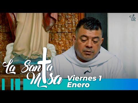 Misa De Hoy, Viernes 1 De Enero De 2021 – Cosmovision