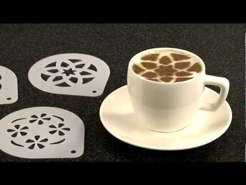 Šablony na cappuccino Tescoma myDRINK 6 ks