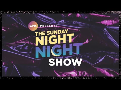 The Sunday Night Night Show   Young Adult Service