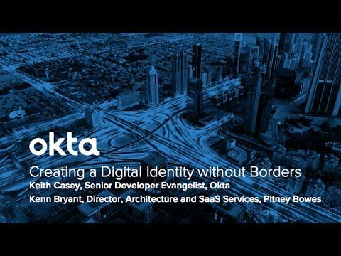 Okta Forum New York - Creating a Digital Identity without Borders