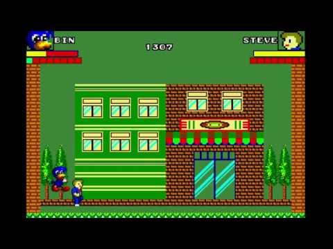 -SEGA MASTER SYSTEM BRAWL- Sega Mega Drive by BONAF
