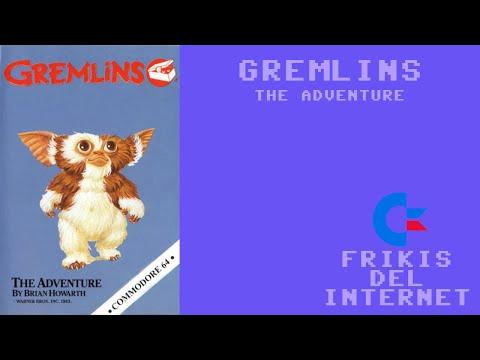Gremlins - The Adventure (c64) - Walkthrough comentado (RTA)