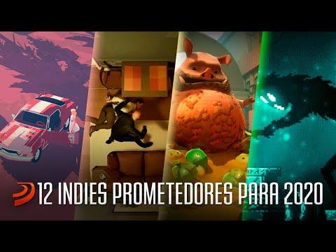 Los 12 juegos indie más prometedores que jugaremos en 2020