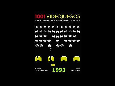 (XXIV)1001 Videojuegos a los que hay que jugar: 1993