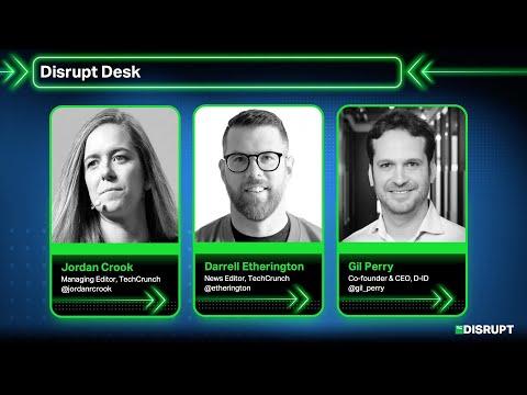 Disrupt Desk