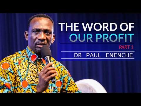 THE WORD OF OUR PROFIT (1)