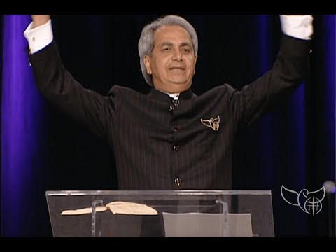 The Power of the Blood - Pastor Benny Hinn Teaching