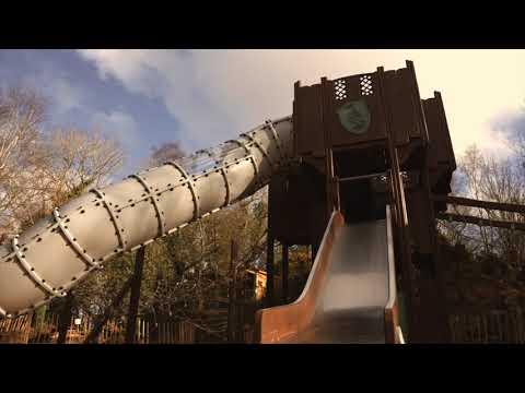 Dragon's Den playground, Ireland, full video