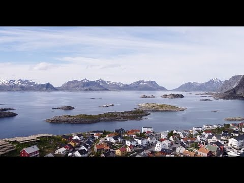 The Frame - Nordic Launch Event in Lofoten