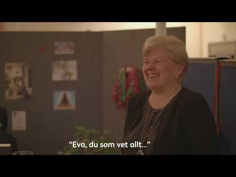 Skånemejerier som arbetsplats: Eva Svenvallsson