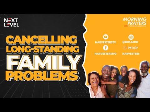 Next Level Prayer  Cancelling Long-Standing Problems  Pst Bolaji Idowu  23rd April 2021