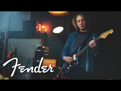Kevin Shields of My Bloody Valentine - Part 2: Expression   Jazzmaster 60th  Anniversary   Fender