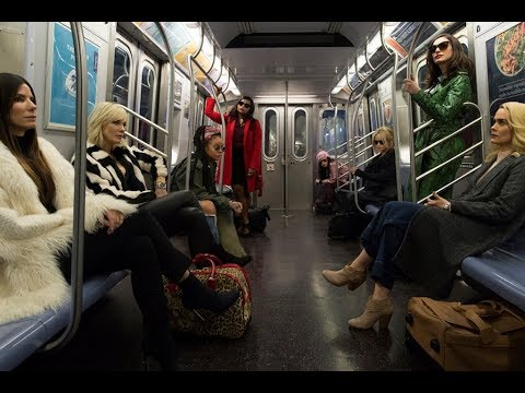 Ocean's 8 - Trailer final español (HD)