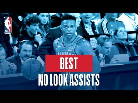 NBA's Best No-Look Assists   2018-19 Regular Season