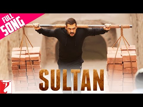 SULTAN LYRICS (Title Song) - Feat. Salman Khan | Sukhwinder Singh