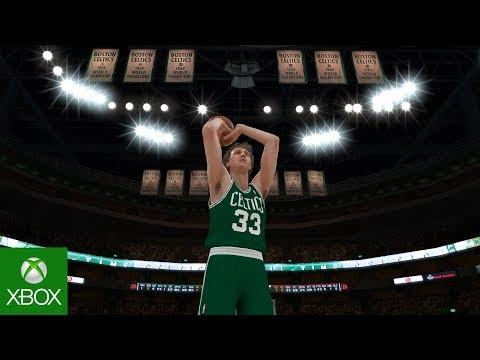 NBA 2K19 MyTEAM: Larry Bird 20th Anniversary Packs