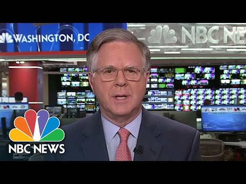 How Will Trump's Senate Trial Move Forward If He Is Out Of Office? | NBC News