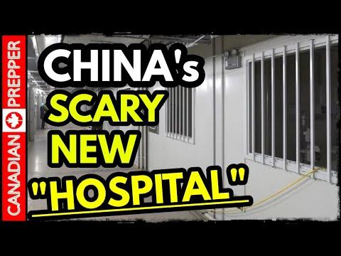 Chinas New Hospital Looks Like a Prison!
