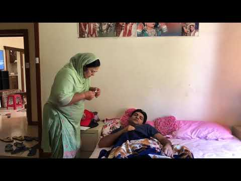 Gusse Wala Nag | Mr Sammy Naz | Punjabi Funny Video | Tayi Surinder Kaur
