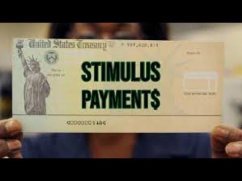 Child Support and Stimulus Checks