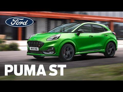 NOVÁ ÚROVEŇ | Puma ST | Ford Česká republika