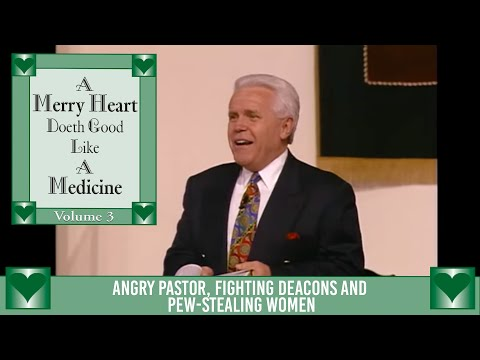 Merry Heart: Angry Pastor, Fighting Deacons and Pew-Stealing Women