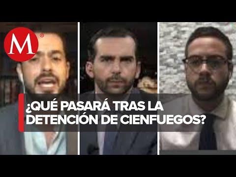 Paul Ospital, Abraham Mendieta. ¿Qué esperar del comienzo de juicio a Salvador Cienfuegos?