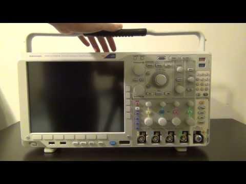 TSP #28 - Tektronix MDO4104B-6 Mixed Domain Oscilloscope (MDO4000B) Review and Experiments - UCKxRARSpahF1Mt-2vbPug-g