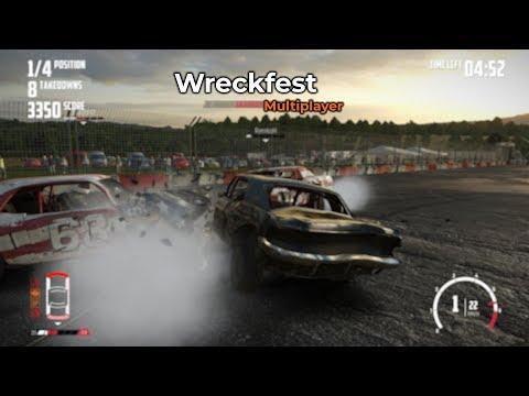 Wreckfest (Livestream 23/11/2018)
