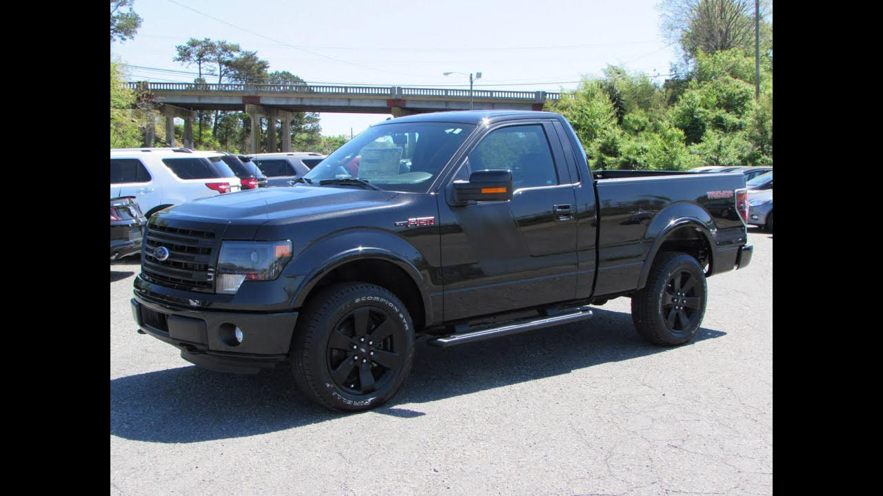 2014 ford f 150 fx4 tremor start up exhaust and in depth review f. Black Bedroom Furniture Sets. Home Design Ideas