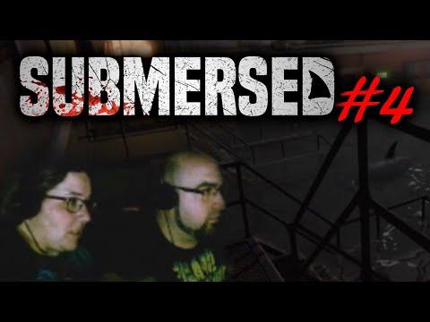Submersed (Español) (PS4) - Parte 4 - El Monstruo del Abismo