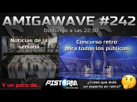 AmigaWave #242.  El concurso Retro